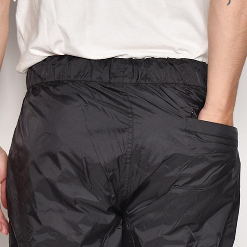 Beimar/Nylon Track Pants(ビーマー ナイロンパンツ)ブラック [a-5284]