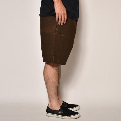 ・Carhartt/Duck Painter Shorts(カーハート ペインターショーツ)ブラウン/サイズW36 [z-4320]