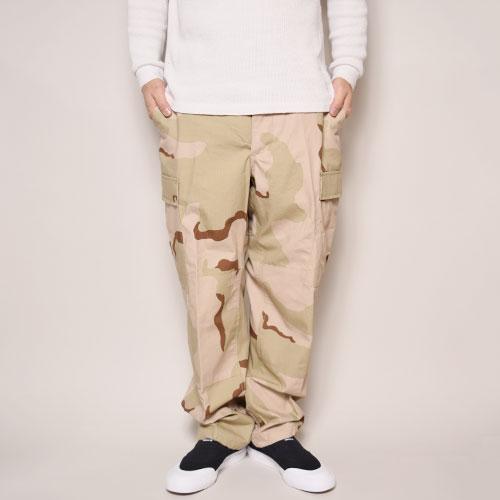 Propper/Cotton BDU 6Pocket Pants(プロッパー カーゴパンツ)3Cデザートカモ [a-2827]