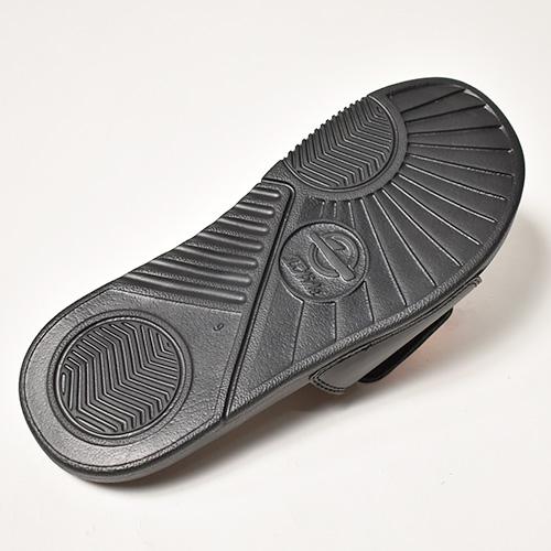 ISlide USA×US/Flames Slide Sandals(アイスライド×アス サンダル)ブラック×ブルー/ピンク [a-5050]