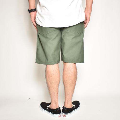 Stan Ray/4Pocket Fatigue Short Pants(スタンレイ ファティーグショートパンツ)オリーブ [a-5168]