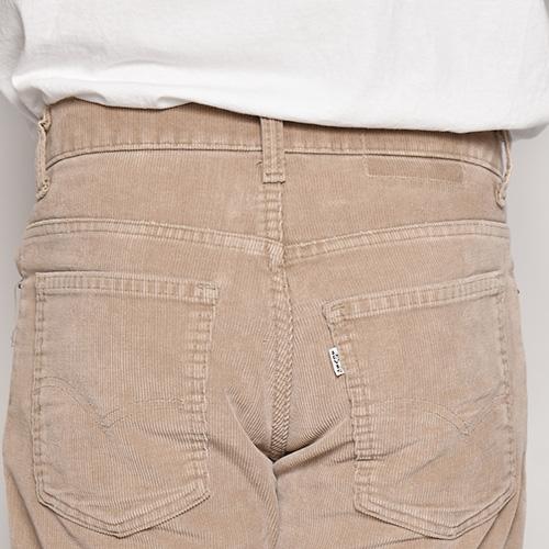 ・Levi's/517 Corduroy Pants(リーバイス 517コーデュロイパンツ)ベージュ/サイズW32 [z-5641]