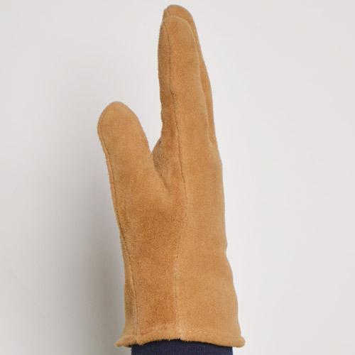 Geier Glove Co/Pile Boa Lined Suede Dearskin Glove(ガイヤーグローブ スウェードグローブ)ベージュ [n-9568]