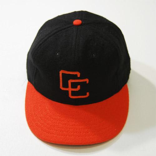 Ebbets Field Flannels/Felt Base Ball Cap [n-1825]