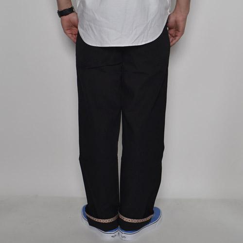 Smith's American×US/Tyrolean Duck Baker Pants(スミス×アス チロリアンベーカーパンツ)ブラック [n-7561]