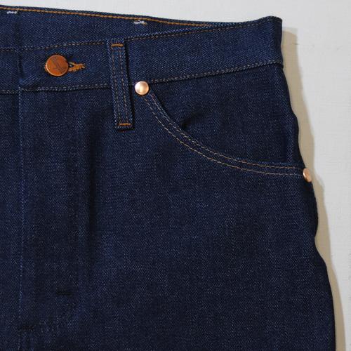 Wrangler/13MWZ Original Fit Jeans(ラングラー オリジナルフィットデニム)リジッド [n-5170]