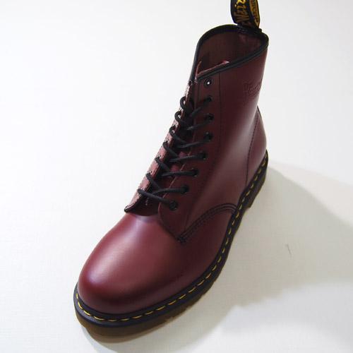 Dr.Martens/8 Hole Boots(ドクターマーチン 8ホールブーツ)チェリーレッド [n-1747]