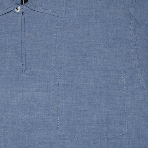 Brents/Chambray Shirt/Blue [n-1445]