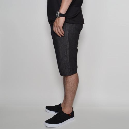 Levi's×US/511 Skinny Shorts(リーバイス×アス 511 スキニ—ショーツ)リジッドブラック [n-8247]