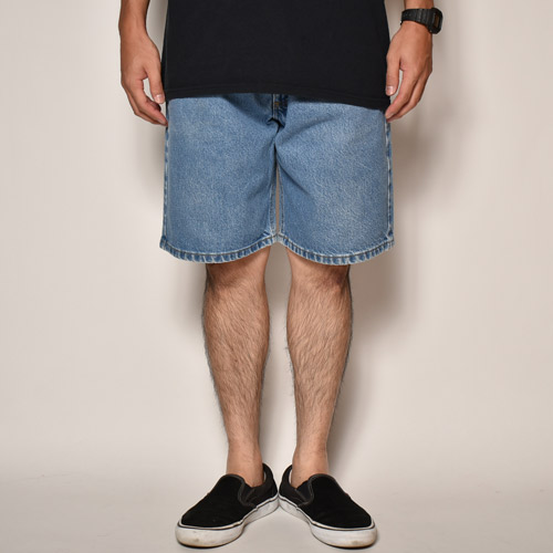 ・Carhartt/Denim 5Pocket Shorts(カーハート デニムショーツ)インディゴ/サイズW36 [z-4323]