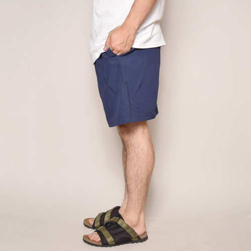 Cobra Apprel/Nylon Short Pants(コブラアパレル ナイロンショーツ)ネイビー [a-3168]