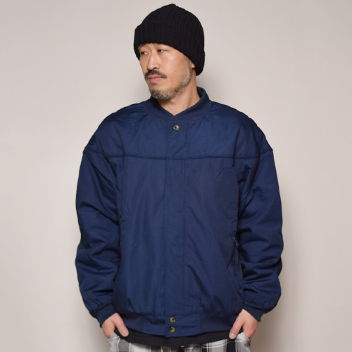American Traditional Insulated Derby Jacket(ダービージャケット)ネイビー [a-2792]