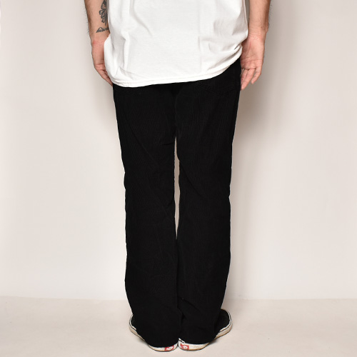 ・Levi's×US/Over Dyed 517 Corduroy Pants(リーバイス 517後染めコーデュロイパンツ)スーパーブラック [z-4512]