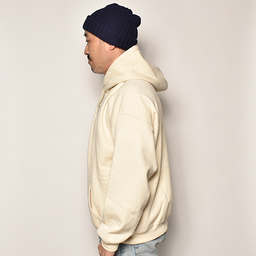 Towncraft/Vintage Washed Pullover Hoodie(タウンクラフト プルオーバーパーカー)ベージュ [a-4649]