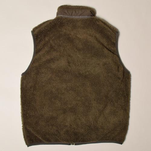 ・Patagonia/Retro-X Vest(パタゴニア フリースベスト)オリーブ×オリーブ/サイズL [z-2913]
