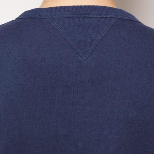 Champion/Double-V Gazette Sweat Shirts(チャンピオン スウェットシャツ)ネイビー [a-1210]