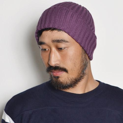 Highland 2000×US/2×1 Cotton Knit Cap(ハイランド2000 ニットキャップ)[n-8466]