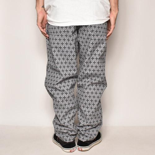 Iron Cross Work Easy Pants(アイアンクロスイージーパンツ)グレー [a-4028]