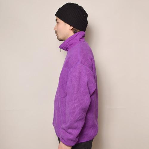 ・Patagonia/Synchilla Fleece Jacket(パタゴニア シンチラフリースジャケット)パープル/サイズL [z-2513]