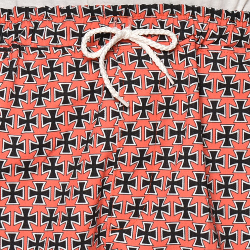 Iron Cross Work Easy Pants(アイアンクロスイージーパンツ)レッド [a-4029]