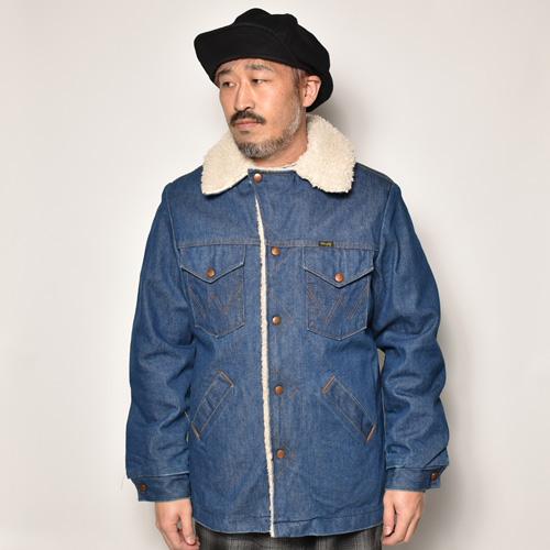 ・Wrangler/Riders Ranch Jacket(ラングラー ライダースランチジャケット)インディゴ/サイズL [z-4866]