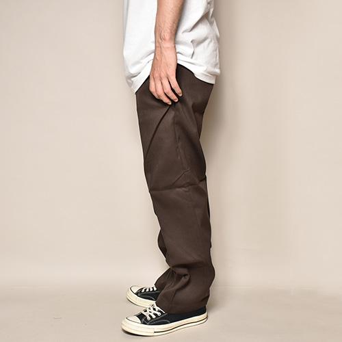 Dickies USA/874 Flex Work Pants(ディッキーズ フレックスワークパンツ)ブラウン [a-3745]