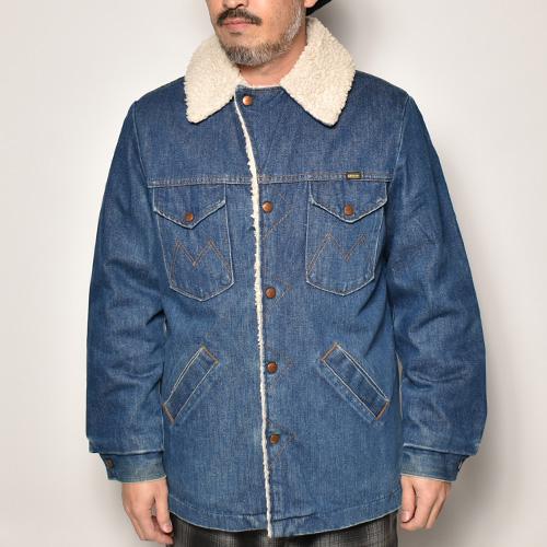 ・Maverick/Riders Ranch Jacket(マーベリック ライダースランチジャケット)インディゴ/サイズM [z-4867]
