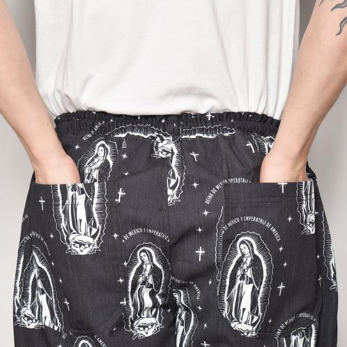 Guadalupe Easy Pants(グアダルーペイージーパンツ)ブラック [a-4765]
