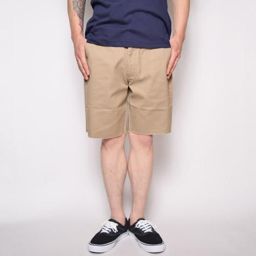 Brixton/Toil II Chino Shorts(ブリクストン ショートパンツ)カーキ [a-1702]