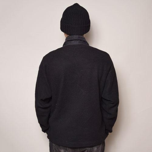 ・Patagonia/Synchilla Fleece Jacket(パタゴニア シンチラフリースジャケット)ブラック/サイズL [z-1512]