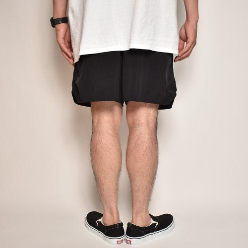 ・US Army/PFU Nylon Shorts(USアーミー ナイロンショーツ)ブラック [z-0730]