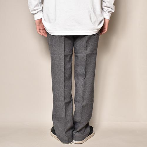Wrangler/Sta-Prest Slacks Pants(ラングラー ステイ・プレストパンツ)ヘザーグレー [a-3700]