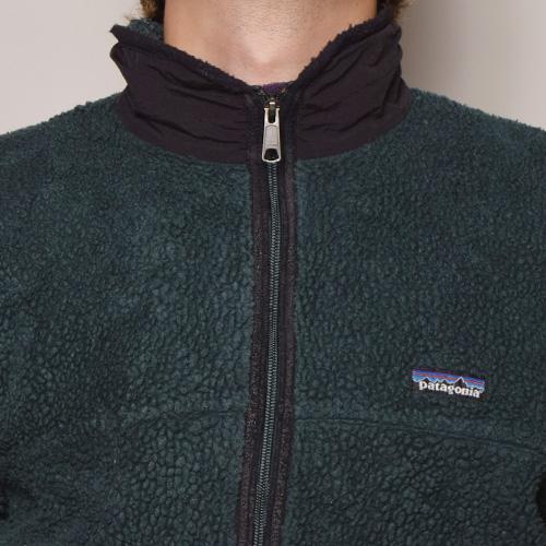 ・Patagonia/Retro-X Jacket(パタゴニア 初期型前期レトロエックス)グリーン/サイズM [z-2355]