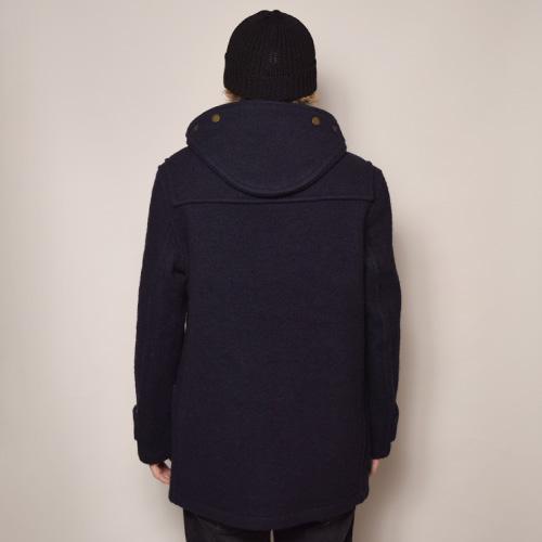 Gloverall/Mid Monty Duffle Coat(グローバーオール ダッフルコート)ネイビー [a-3475]