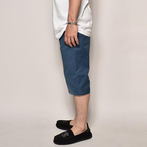 ・Dickies/Customized Work Short Pants(ディッキーズ ワークショーツ)ネイビー/サイズW30 [z-3870]
