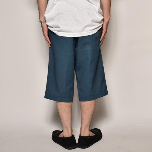 ・Dickies/Customized Work Short Pants(ディッキーズ ワークショーツ)ネイビー/サイズW34 [z-3873]