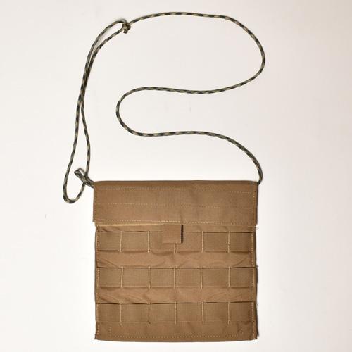 Eagle Industries/USMC Customized Sacoche Bag(イーグルインダストリーズ サコッシュバッグ)コヨーテ [a-4002]