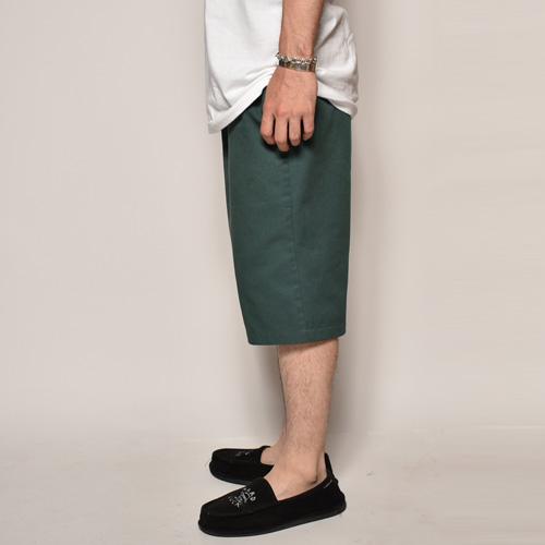 ・Red Kap/Customized Work Short Pants(レッドキャップ ワークショーツ)グリーン/サイズW36 [z-3879]