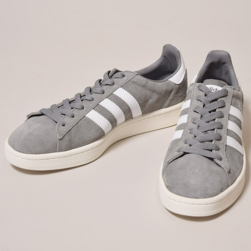 Adidas/Campus(アディダス キャンパス)グレー [a-2489]