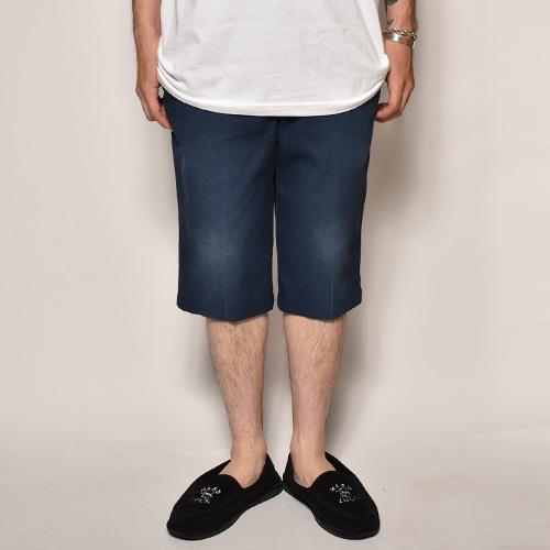 ・Red Kap/Customized Work Short Pants(レッドキャップ ワークショーツ)ネイビー/サイズW32 [z-3880]