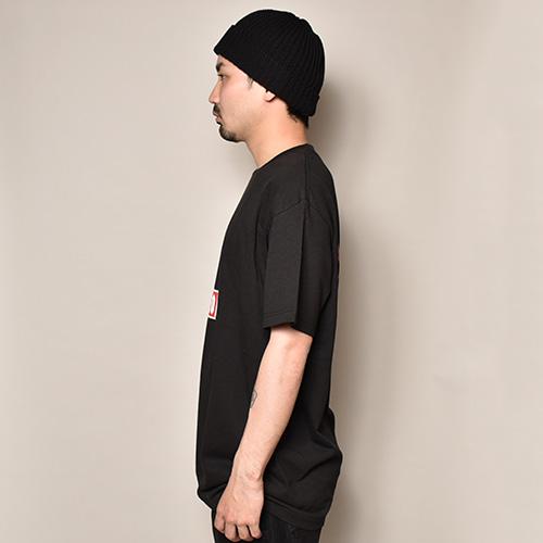 415 Clothing/Frisco No.1 T-shirt(415クロージング Tシャツ)ブラック [a-3684]