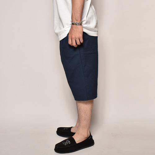・Red Kap/Customized Work Short Pants(レッドキャップ ワークショーツ)ネイビー/サイズW32 [z-3881]