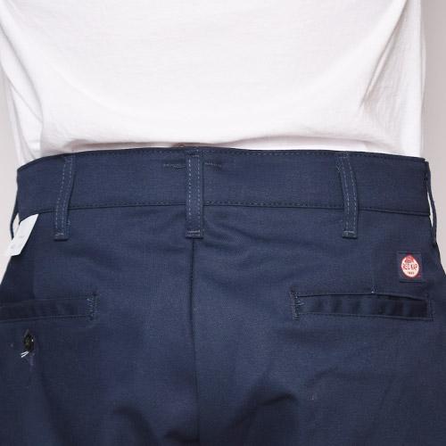 Red Kap/2-Tuck Work Shorts(レッドキャップ ワークショーツ)ネイビー [a-1796]