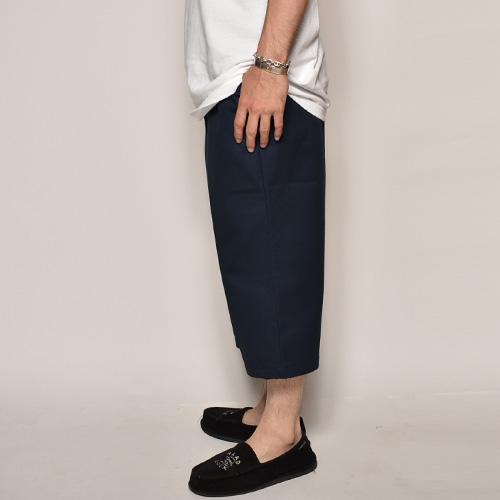・Red Kap/Customized Work Short Pants(レッドキャップ ワークショーツ)ネイビー/サイズW36 [z-3883]