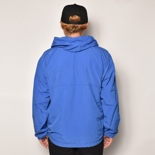 ・Patagonia/Nylon Anorak Jacket(パタゴニア ナイロンジャケット)ブルー/サイズM [z-4571]
