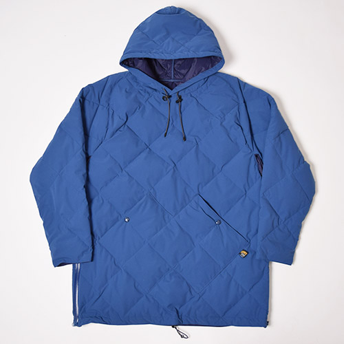 Comfy Outdoor Garment/Flex Down Hoody(コンフィー フードダウンジャケット)ブルー [a-2015]