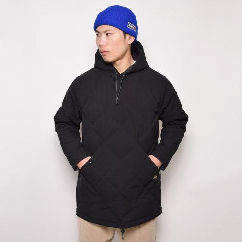 Comfy Outdoor Garment/Flex Down Hoody(コンフィー フードダウンジャケット)ブラック [a-2016]