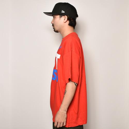 D.A.R.E./S/S T-Shirt(ドラッグレジスタンス Tシャツ)レッド [a-3865]