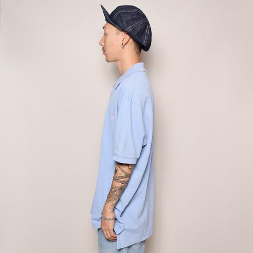 ・Polo Ralph Lauren/Polo Shirt(ラルフローレン ポロシャツ)ライトパープル/サイズXL [z-0992]