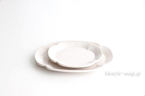 リアン 取皿(白)